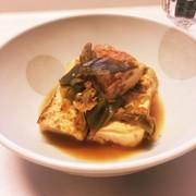 ツナと焼豆腐の煮物♪の写真