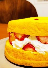 ★水切りヨーグルトでダイエットケーキ★
