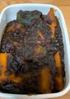 南瓜と小豆の煮物(いとこ煮)