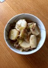 簡単✨長芋と豚肉の優しい煮物