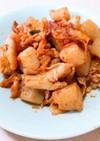 豚肉とこんにゃくのキムチ炒め