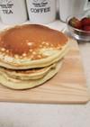 簡単ヨーグルトのパンケーキ