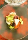 ナムル風・酢タコサラダ