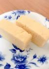 糖質オフ ふんわり豆乳チーズケーキ