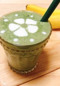 青汁ꕤフルーツ野菜美味しいスムージー♡
