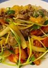ダイエット レシピ 牛肉とトマト