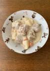 ❀柔らか肉団子のクリーム煮❀