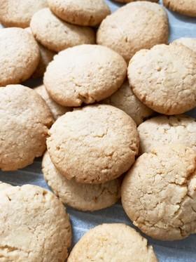 サクサク超簡単ナッツクッキー