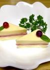 お弁当に♡本物みたいな?チーズのケーキ