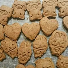 セノビック ココア クッキー 覚書