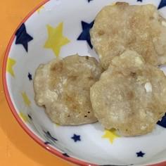 卵なし 豆腐とシーチキンのおやき