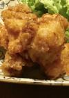 雑な男料理:鶏むね肉のジューシー唐揚!!