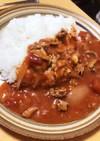 トマト缶でルー不要の絶品ハヤシライス