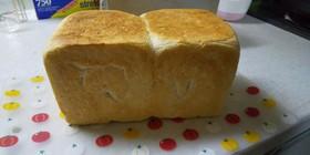 卵バター砂糖不使用!練乳でヘルシー食パン
