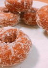 ホットケーキミックス作れる揚げドーナツ