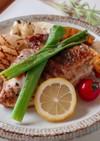 ダイエット*グリルパンで鶏むね肉ステーキ