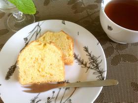 甘夏マーマレードのバターケーキ