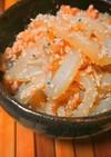 簡単!タラコとジャコの蒟蒻炒め煮