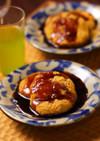 切り餅で簡単♪もちもちきな粉だんご