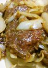 牛レバーのしょうゆ麹炒め。