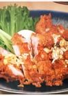 油淋鶏の絶品タレ