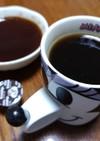 アガーで簡単 コーヒーゼリー ☆