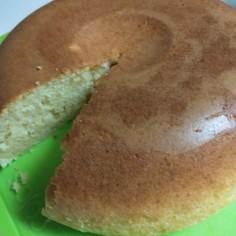 お釜で簡単ケーキ
