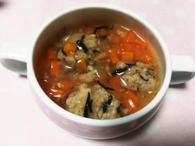【離乳食ストック】肉団子と豆腐ハンバーグ