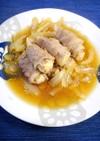 簡単!肉豆腐☆焼き豆腐の肉巻き