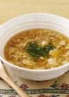 YOMEちゃんのかきたま大根スープ