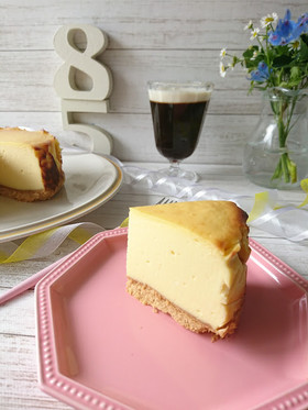 tofuベイクドチーズケーキ