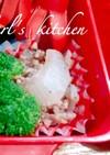 簡単新玉ねぎの塩そぼろ炒めお弁当作りおき
