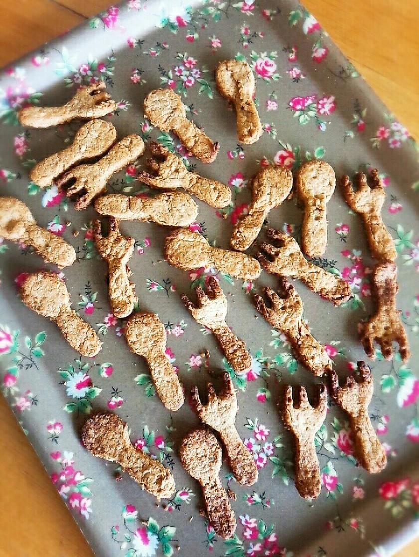 ダイエットの神様☆おからと全粒粉クッキー