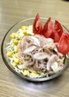 簡単☆新玉ねぎのツナポン酢サラダ