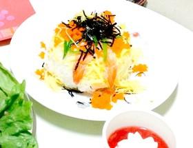 ♡春の手毬寿司♡
