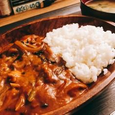チキントマトカレー(バター風味)