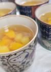 フルーツミックス缶で簡単フルーツゼリー☆