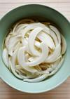 玉ねぎ酢トック(酢たまねぎ)