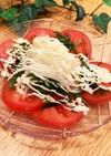トマトと新玉ねぎのサラダ