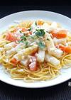 ジョジョ飯!フーゴの例のスパゲティ