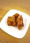 メカジキのカレー風味のパン粉焼き