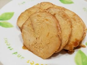 炊飯器で♥鶏むね肉チャーシュー♪