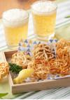 簡単♪ビールに糖質オフ揚げ麺 ダイエット