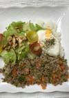 レンジ1つで簡単!栄養満点ガパオライス