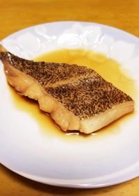 簡単♪我が家の煮魚(魚の煮付け)黄金比