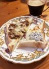 お惣菜パン(納豆チーズ、しらすチーズ)