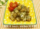 揚げ焼きで簡単☘️長芋の胡麻まぶし