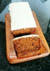オイルで作るスパイスキャロットケーキ