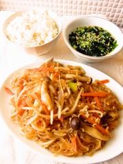 ☺簡単♪子供も喜ぶ野菜たっぷり麻婆春雨☺の写真