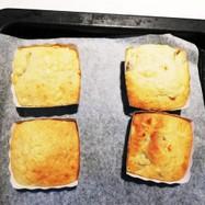 ゴロゴロお芋カップケーキ
